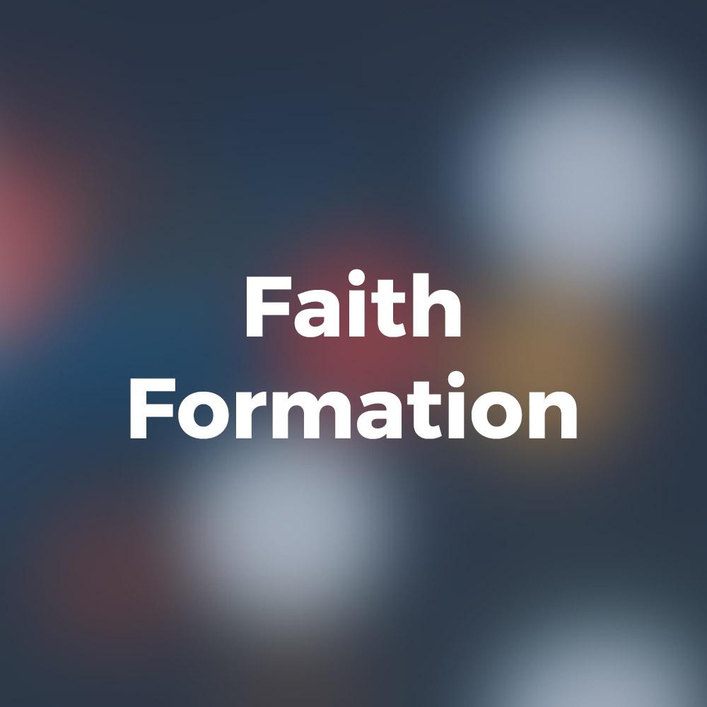 Faith Formation at All Saints Catholic Church
