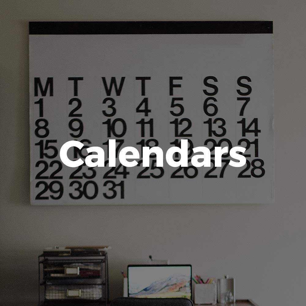All Saints Catholic Church Calendars