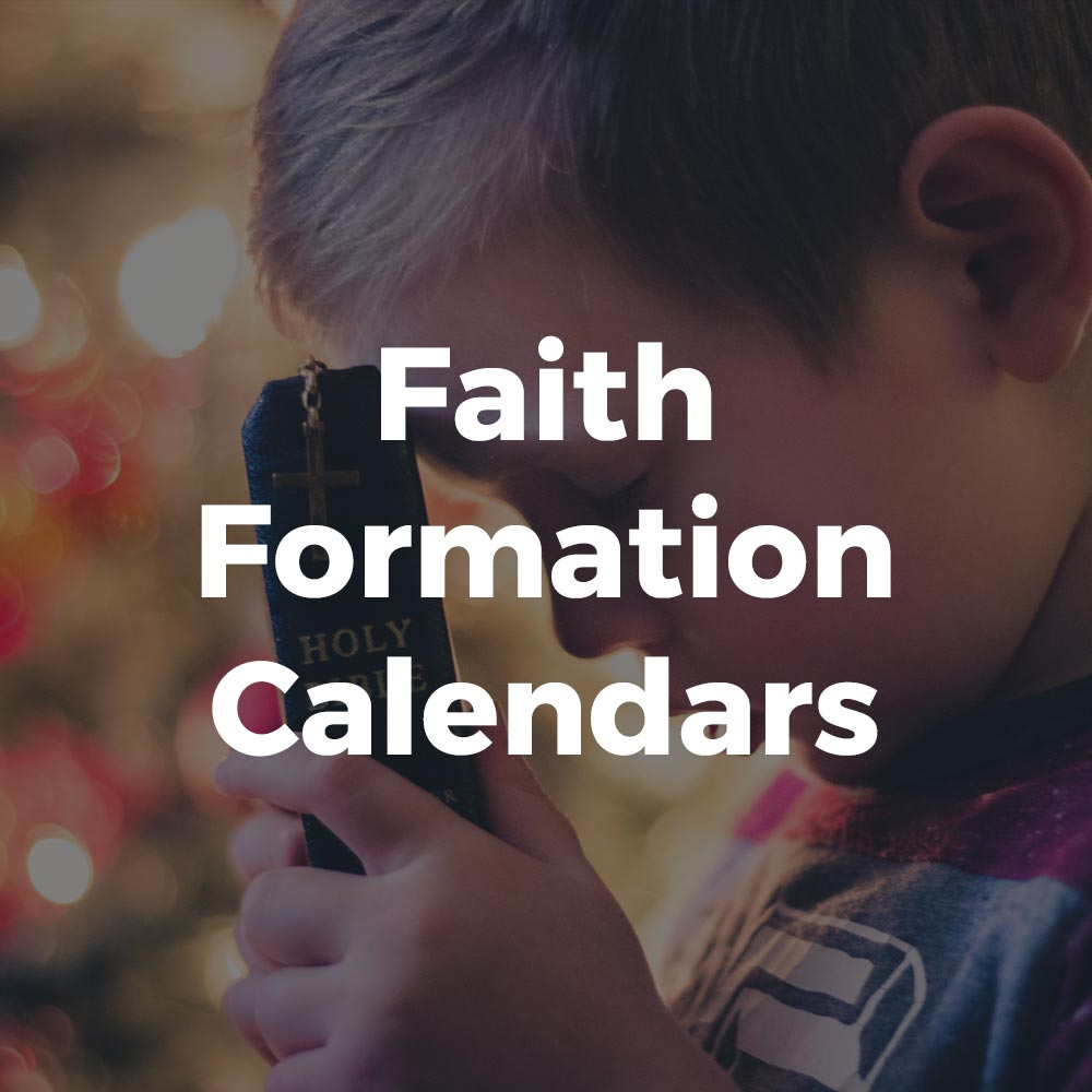 All Saints Catholic Church Faith Formation Calendars
