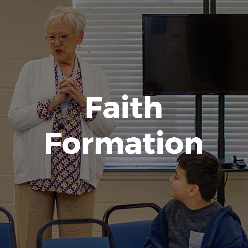 Faith Formation at All Saints Catholic Church