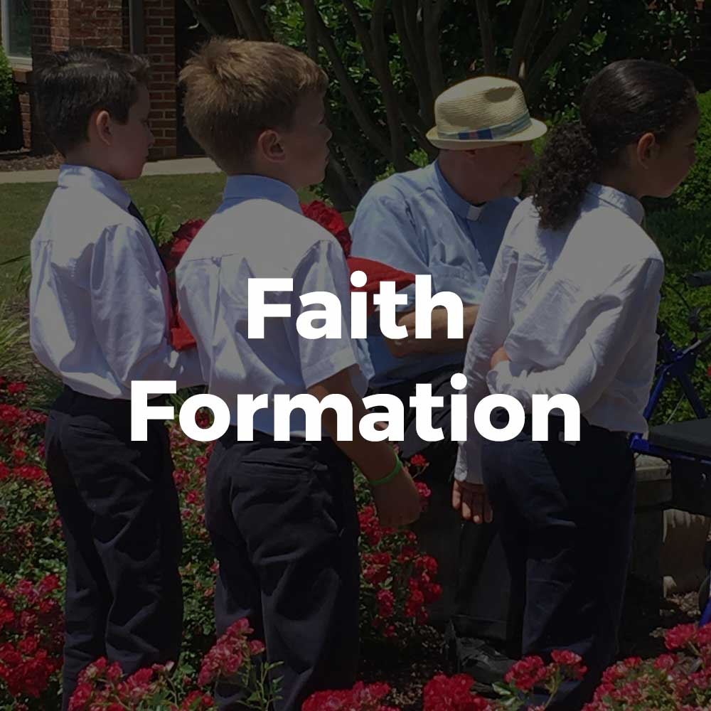 All Saints Catholic Church Faith Formation