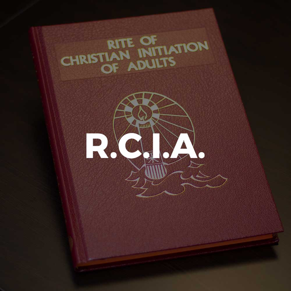 R.C.I.A. at All Saints Catholic Church