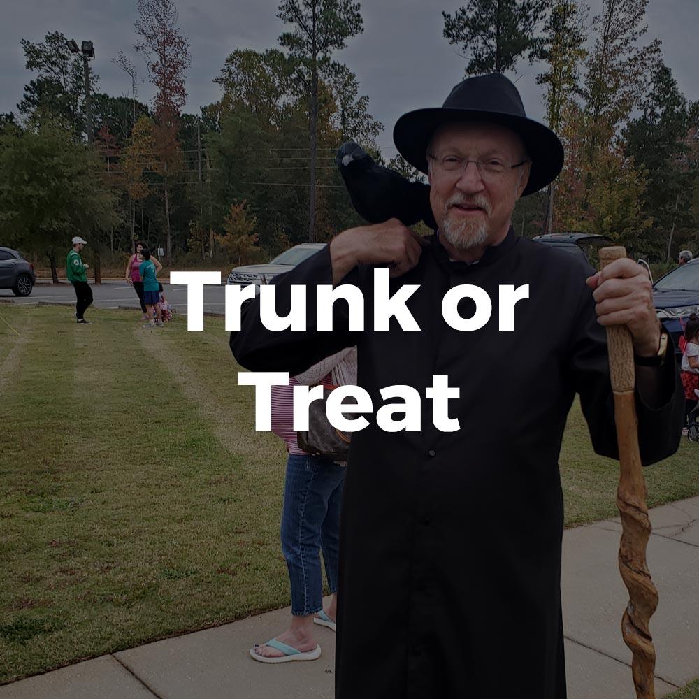 Trunk or Treat Event