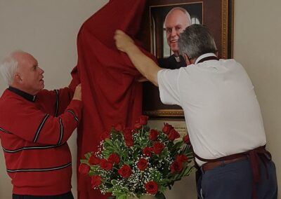 Fr Ed Portrait Dedication